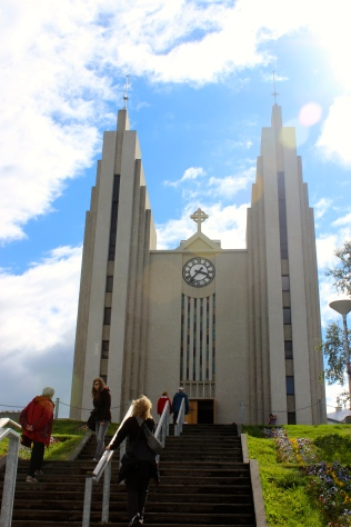 Akureyrarkirkja Church