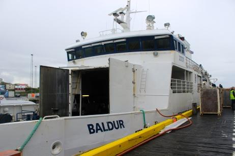 Baldur Ferry